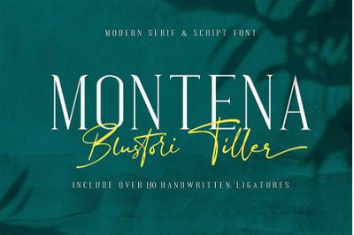 Montena & Blustori Tiller(PROMO!)