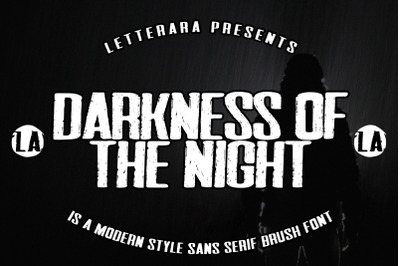 Darkness Of The Night