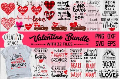 Valentine SVG BUNDLE