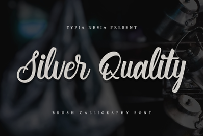 Silver Quality