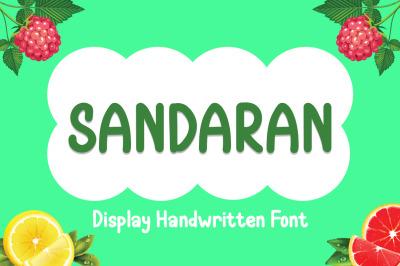 Sandaran