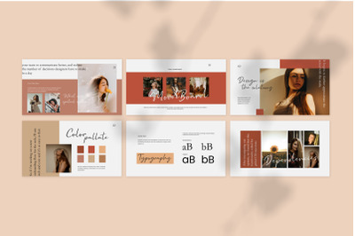 Sienna Powerpoint Template