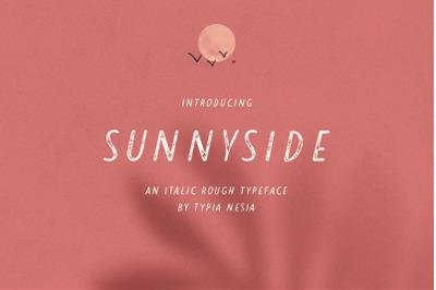 Sunnyside Vintage Sans