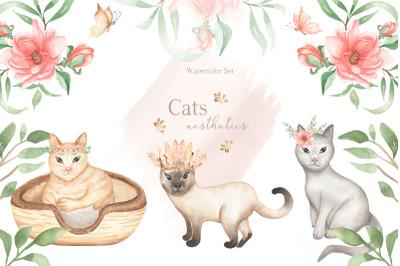 Cats Aesthetics