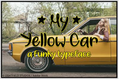 My Yellow Car