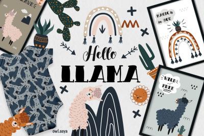 Hello LLAMA