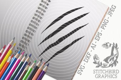 Scratch SVG, Silhouette Studio, Cricut, Eps, Dxf, AI, PNG, JPEG