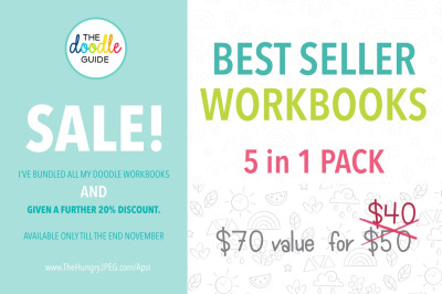 SALE - Best Seller Workbooks bundle