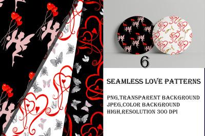 Set Love-Valentine's day