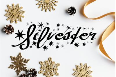 Silvester Fun Holiday Script