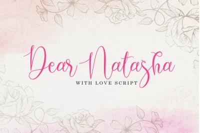 Dear Natasha