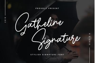 Gatheline Signature