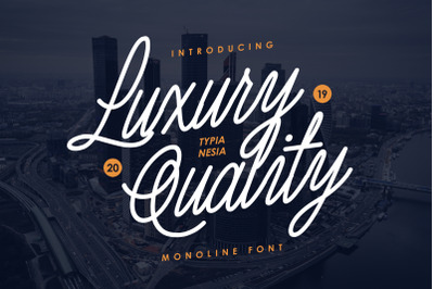 Luxury Quality