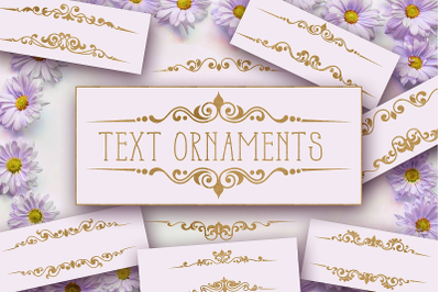 Mailbox Decal | Text Ornaments SVG Pack