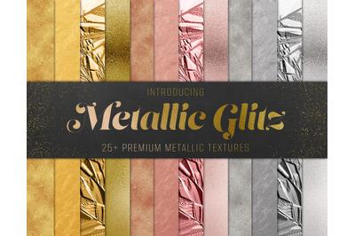 Metallic Glitz