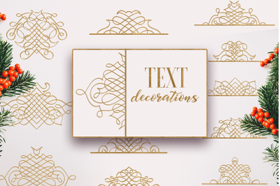 Mailbox Decals | Text Decorations SVG Pack