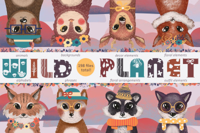WILD PLANET COLLECTION