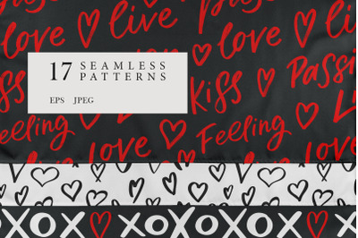 Love - Patterns Collection