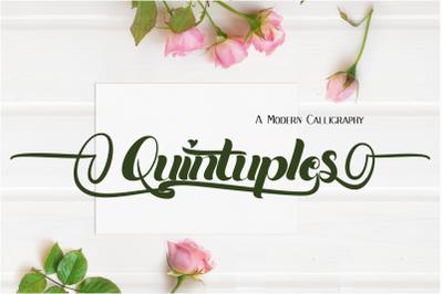 Quintuples Script