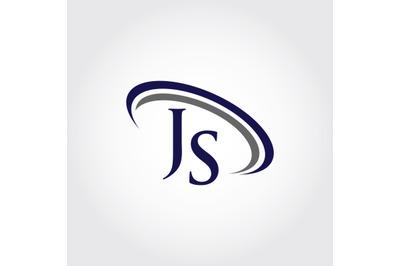 Monogram JS Logo Design