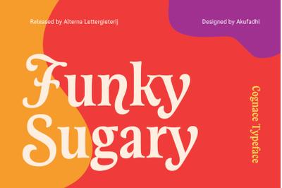 Cognace Typeface
