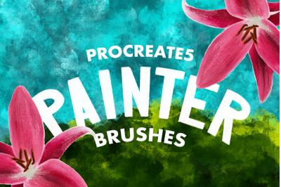 Procreate 5 Painter Brushes