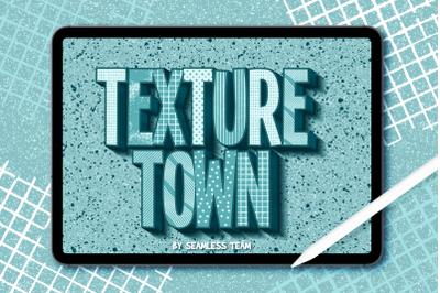 Procreate Texture Brushes