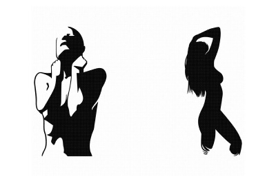naked woman taking a shower, female bath svg, dxf, png, eps, cricut