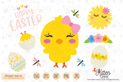 Easter Set - Chicks