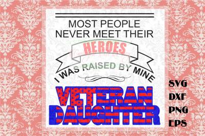Veteran's Daughter