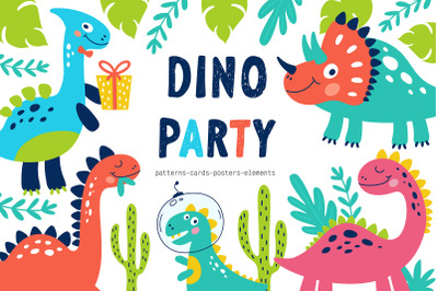Dino Party collections