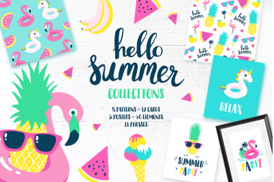 Hello summer collections