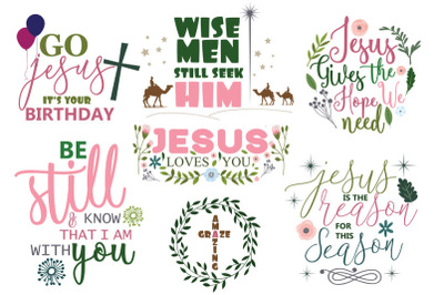 Jesus quotes bundle