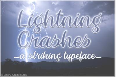 Lightning Crashes