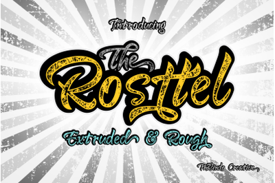 Rosttel Extruded & Rough