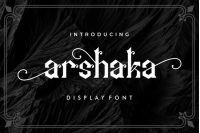 Arshaka