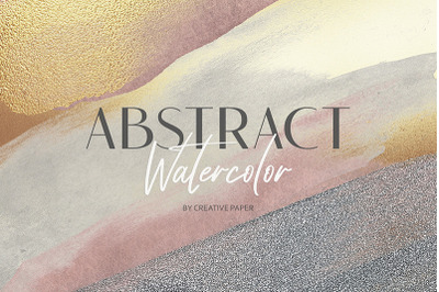 Valentine's Day Watercolor Brushes (JPG-PNG) Backgrounds