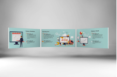 Corporate Functions Keynote Template