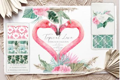 Tropical Love Wedding&Valentines