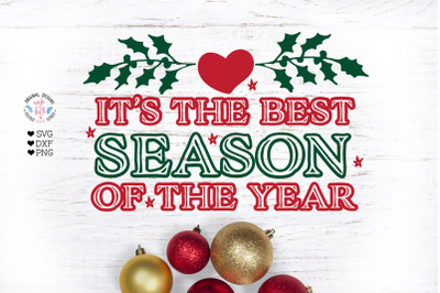 Its the Best Season of the Year