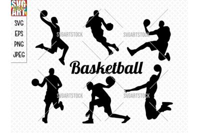 Basketball Player Set
