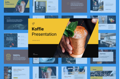 Koffie Presentation