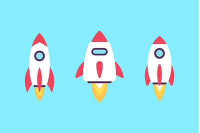 Set of Rockets