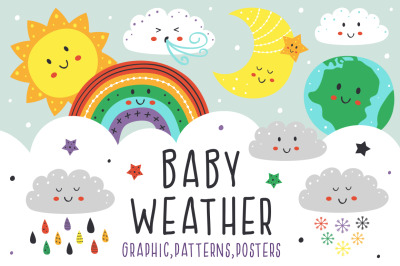 baby weather collection