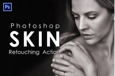 Skin Retouching Photoshop Actions