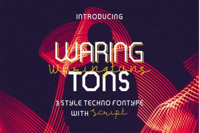 WARINGTONS