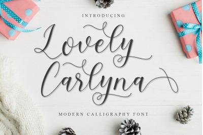 Lovely Carlyna