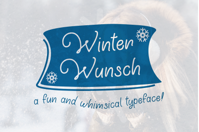 Winter Wunsch