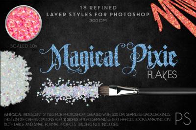 Magical Pixie Flakes