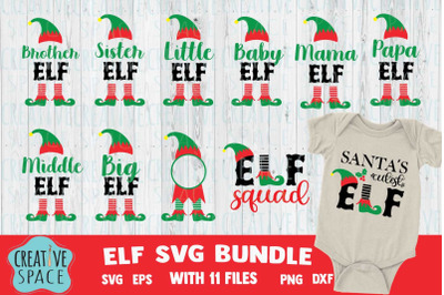 Christmas elf svg, Elf family svg, Christmas svg bundle, Mama elf svg,